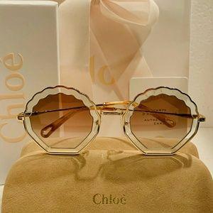 *New Chloe Sunglass CE147S color 834